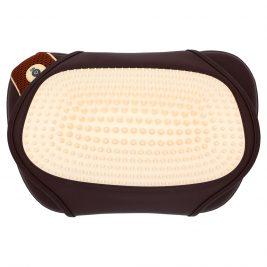 Массажная подушка для шеи с акупунктурной накидкой GESS uTenon