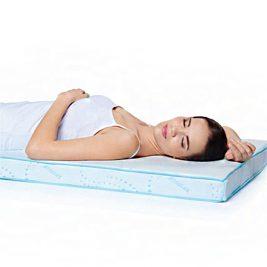 Матрац ортопедический Trelax М2П140/200 с эффектом памяти двуспальный