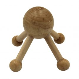 Мини-массажер для тела GESS WoodSprut