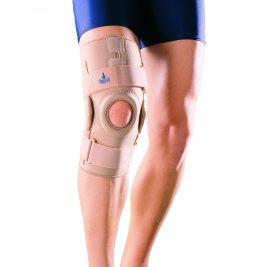 Ортопедический шарнирный коленный ортез OPPO Medical 1031