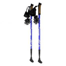 Палки для скандинавской ходьбы GESS Star Walker трехсекционные