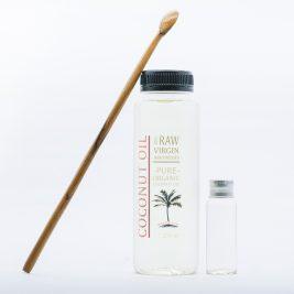 Натуральное кокосовое масло холодного отжима 250 мл