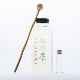 Натуральное кокосовое масло холодного отжима 500 мл
