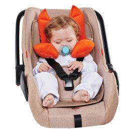 Подушка ортопедическая дорожная для детей до 2 лет Trelax Autofox А301 с подголовником