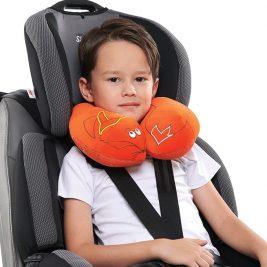 Подушка ортопедическая дорожная для детей от 4 до 8 лет Trelax Autofox А306