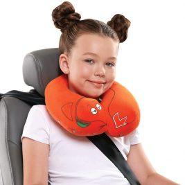 Подушка ортопедическая дорожная для детей от 8 лет Trelax Autofox А307