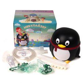 Небулайзер детский Ergopower ER-403 пингвинчик