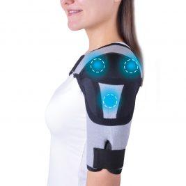 Бандаж для плечевого сустава Крейт А-600 с биомагнитными аппликаторами